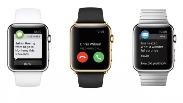 Im Test: Die Apple Watch