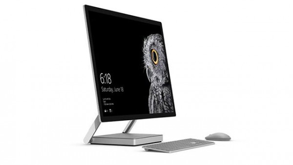 Microsofts All-in-One-PC: Das kann Surface Studio